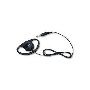 HE57M ダイヤモンド(第一電波工業) ハンディ用耳掛け式イヤホン|komomoshop