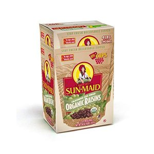 Sun Maid Organic Raisins 64 Ounce|komomoshop