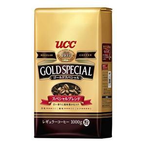 UCC ゴールドスペシャル スペシャルブレンド コーヒー豆 (粉) 1000g|komomoshop