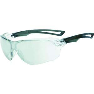 TRUSCO(トラスコ) 二眼型安全メガネ(スポーツタイプ)レンズシルバー|komomoshop