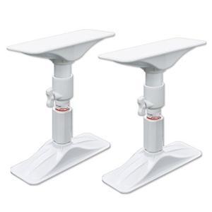平安伸銅工業 家具転倒防止突っ張り棒 ホワイト 取付高さ22~27cm REQ-22|komomoshop