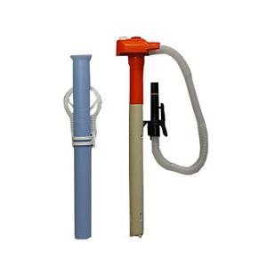 センタック 灯油ポンプ 自動停止 ボイス機能 収納ケース付き ファインポンプ 単3電池 CP-110V|komomoshop