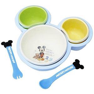 錦化成 ベビー食器 離乳食パレット ミッキーマウス|komomoshop