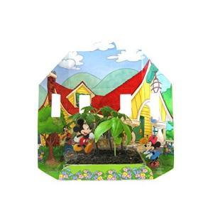 世界でいちばん小さな畑(栽培キット) ディズニー ミッキー&フレンズ(ミニトマト&バジル)|komomoshop