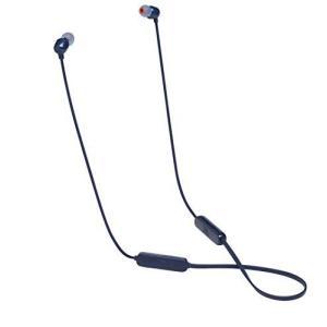 JBL TUNE115BT Bluetooth イヤホン ワイヤレス/マイクリモコン付き/マグネット搭載 ブルー JBLT115BTBLU【国内正規品|komomoshop