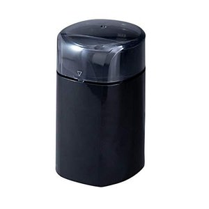 アイリスプラザ コーヒーミル 電動挽き 電動コーヒーミル コーヒーグラインダ ブラック PECM-150-B|komomoshop