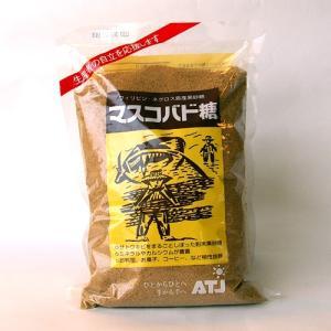 ATJマスコバド糖500g|komorebi