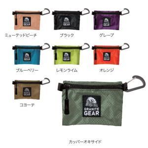 グラナイトギア 財布 GNG2210900068 トレイルワレットS TRAIL WALLET 小銭入れ 財布 カードケース カード入れ|kompas