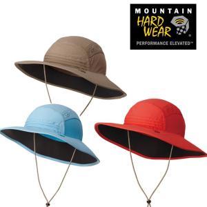 マウンテンハードウェア 帽子 OL5299 ウィメンズチラーワイドブリムハット Women's Chiller Wide Brim Hat ハット レディース/女性用|kompas