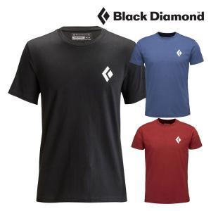 ブラックダイヤモンド Ms S/Sイクイップメントフォーアルピニストティー BD67534 Tシャツ メンズ/男性用 Equipment for Alpinists Tee|kompas