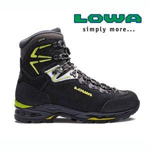 ローバー ティカムII GT WXL lowaL210693 メンズ/男性用 登山靴 TICAM II GT WXL 9974ブラック×グリーン|kompas