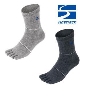 ファイントラック メリノスピンソックス アルパイン5本指レギュラー FSU0409 ユニセックス/男女兼用 靴下|kompas