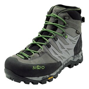 シリオ P.F.46-3 SIRIO046-3 PF46-3 登山靴 メンズ/男性用 TTN チタン|kompas