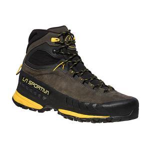 スポルティバ トラバース X5 GTX SPRT27I メンズ/男性用 靴 TX 5 GTX カーボン×イエロー 900100|kompas