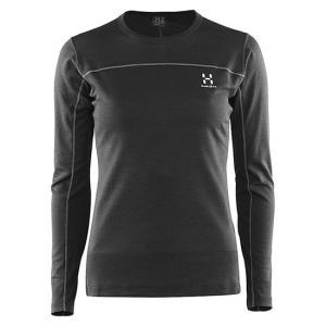 ホグロフス アクティブス ブレンド ラウンドネック HAG603463 レディース/女性用 Tシャツ Actives Blend Roundneck Women EU/Scandinavia スタイルA|kompas