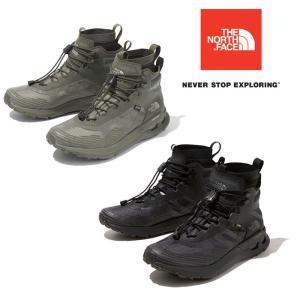 ノースフェイス スローメモリーハイクミッドGORE-TEX NF51933 メンズ/男性用 靴 Slow Memory Hike Mid GORE-TEX ※クリアランス商品【返品交換不可】|kompas