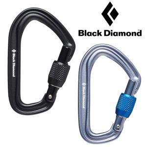 ブラックダイヤモンド ホットフォージスクリューゲート BD10534  カラビナ  ロストアロー正規取扱店|kompas