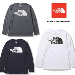 ノースフェイス ロングスリーブビッグロゴティー NT82073 メンズ/男性用 Tシャツ L/S Big Logo Tee※クリアランスSALE 返品交換不可|kompas