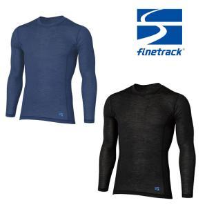 ファイントラック メリノスピンライトロングスリーブ FUM0721 メンズ/男性用 Tシャツ  20...