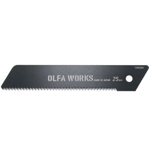 オルファワークス フィールドノコギリOW-FS1専用替刃 OWB-FS1 替刃