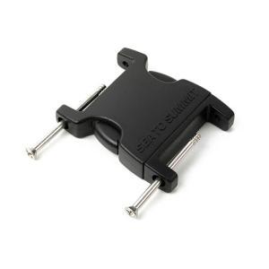 シートゥサミット フィールドリペアバックル ST82315 38mmサイドリリース 2Pin リペアパーツ|kompas