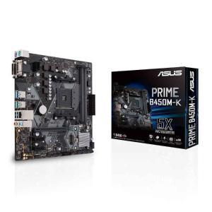 デスクトップ マザーボード PRIME B450M-K エイスース ASUSTeK COMPUTER...