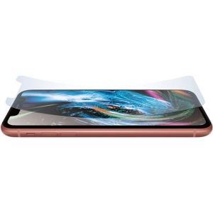 iPhone XR 用 液晶保護フィルム 反射防止 さらさら ゲーム Anti-Glare Film for iPhone XR パワーサポート PUK-02|konan