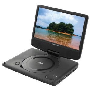 DVDプレーヤー WINTEC 9インチポータブルDVD 廣華物産 DVD-930F|konan