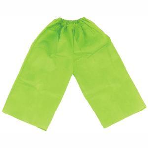 衣装ベース C ズボン 黄緑 パンツ ボトムス 運動会 イベント 衣装 仮装 コスチューム 競技 遊戯 ダンス 幼児用 アーテック 4283|konan