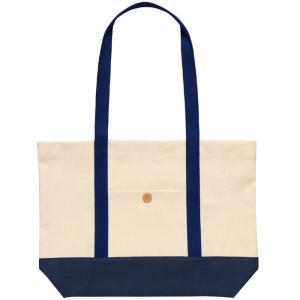 カラフルトートバッグ ネイビー ショッピングバッグ 帆布バッグ 家庭科 裁縫 縫製 オリジナル 作成 アーテック 4646|konan