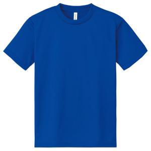 DXドライTシャツ L ロイヤルブルー 032 半袖 メッシュ Tシャツ 大人サイズ 男女兼用 普段着 運動 ダンス アーテック 38488 konan