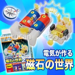 電気が作る磁石の世界 知育玩具 観察 研究 実験 夏休み 宿題 学習キット 実験キット アーテック  55759 konan