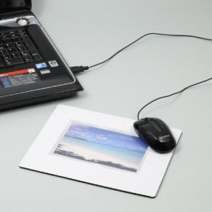 フォトフレームマウスパッド オリジナル マウスパッド 写真入れ アルバム 雑貨 グッズ PC用品 アーテック 76562|konan