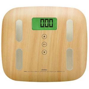 乗った人を判別するユーザー自動判別機能。体重・体脂肪率・体水分率・筋肉量・基礎代謝量・推定骨量・内臓...