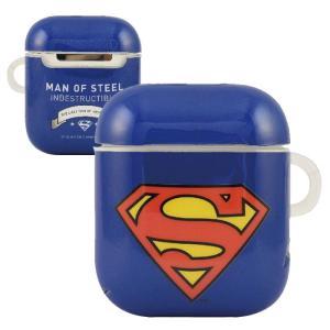 即日出荷 AirPods エアポッズ エアーポッズ ケース カバー スーパーマン AirPods SUPERMAN konan