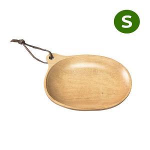皿 プレート オーバルプレート Sサイズ オーバル 木製食器 ウッド食器 白樺 アウトドア キャンプ ピクニック お皿 木皿 おしゃれ|konan