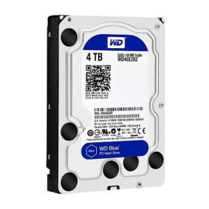 WD Blue 内蔵ハードディスク WD40EZRZ-RT2 デスクトップHDD/4TB/5400r...