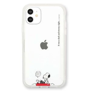 iPhone 11 iPhone XR 6.1インチ iPhone11 iPhoneXR 対応 ケース カバー ピーナッツ スヌーピー SHOWCASE+ スマートフォンケース|konan