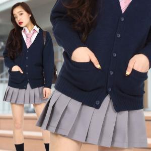 TEENS EVER 16SS 無地 プリーツスカート(グレー Mサイズ) スクールスカート 制服 無地 女子 レディース 高校生 中学生 学校 4560320864486|konan