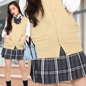 TEENS EVER 16SS 無地 プリーツスカート(グレー×ホワイト Lサイズ) スクールスカート 制服 無地 女子 レディース 高校生 中学生 学校 4560320864578|konan