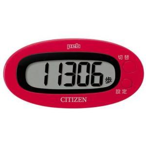 シチズン デジタル歩数計  TW310-RD|konan