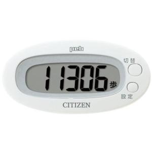 シチズン デジタル歩数計  TW310-WH|konan