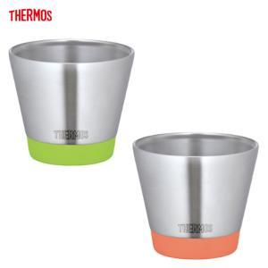 真空断熱カップ 真空断熱マグ 耐熱マグカップ マグボトル 300ml スタッキング 食洗機対応 保冷 保温 ステンレス THERMOS サーモス JDD-301|konan