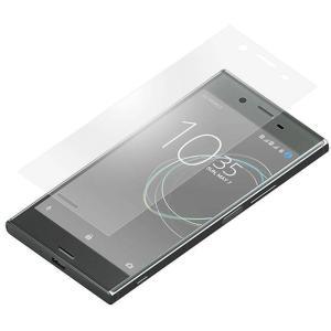 iJacket Xperia XZ Premium (SO-04J)用 液晶保護フィルム 衝撃吸収EXTRA アンチグレア PGA PG-XZPSF07|konan