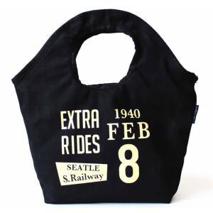 MINI TOTE BAG 1BLACK ミニトートバッグ ミニトート バッグインバッグ ファッション 雑貨 アメカジ THE UNITED EMN 700017-1 konan