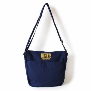 SHOULDER BAG 2NAVY×YELLOW ショルダーバッグ 斜め掛け キャンバス ファッション 雑貨 アメカジ CULTURE MART 101225-2 konan