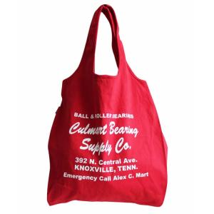 POWER TOTE BAG 5(RED Supply) トートバッグ エコバッグ マザーズバッグ ファッション 雑貨 アメカジ THE UNITED EMN 101260-5 konan