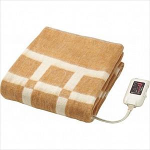 電気毛布 敷タイプ 140×80cm 椙山紡織 SB-KG1...