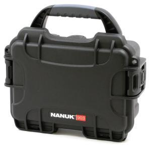 防水キャリングケース 内装スポンジ無タイプ ブラック タカチ  NK903B|konan