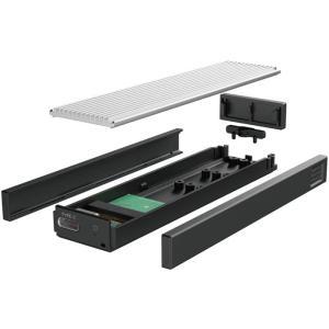 M.2 SATA SSD ケース USB3.1 Gen2 SATA B key / SATA B&M Key 用 INTERCOOLER SATA Spec. エアリア SD-M2SA|konan